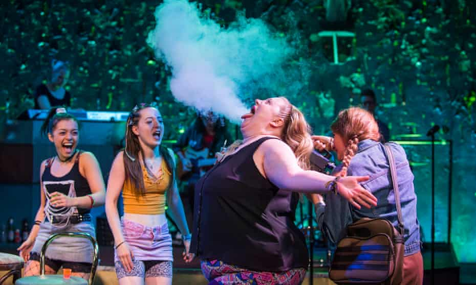 Our Ladies of Perpetual Succour at Dorfman, National Theatre