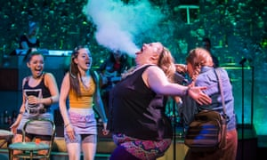Our Ladies of Perpetual Succour at the National Theatre