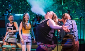 Our Ladies of Perpetual Succour at the National Theatre.
