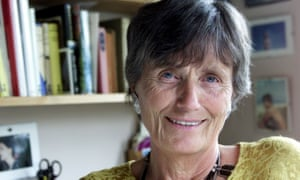 'Unsociable, solitary but intensely riveted by people' … Margaret Forster at home in London, 2001