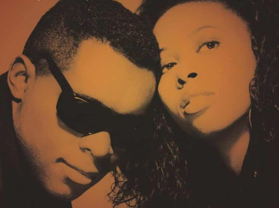 'It was an amazing time' … Kevin Saunderson and Paris Grey of Inner City.