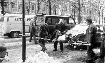 Carlos the Jackal was behind multiple attacks, like this one at the Opec oil summit in Vienna in 1975.