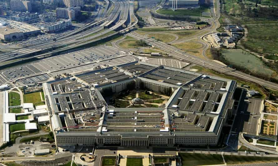 Last April, the Pentagon released three videos of UFOs taken in 2004 and 2015.