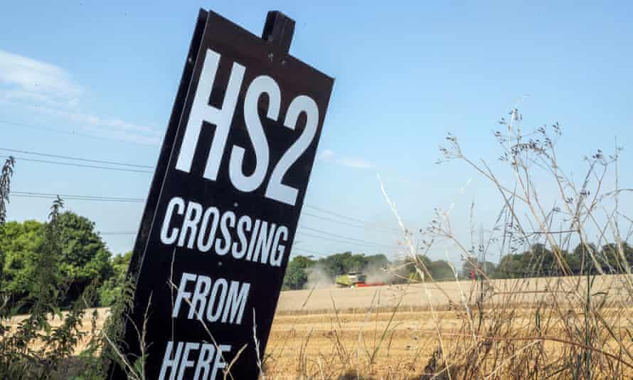 HS2 signage