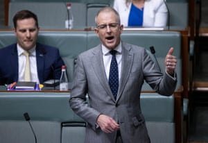 Communications minister Paul Fletcher approves