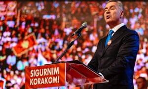 Milo Đjukanović