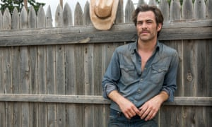 Chris Pine in Hell or High Water.