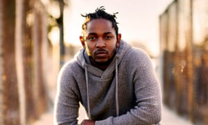 At the top of his game … Kendrick Lamar