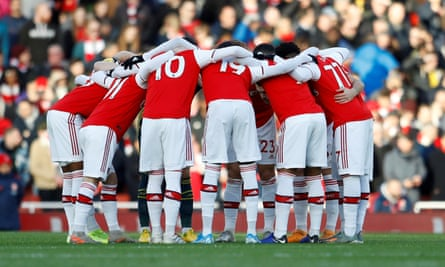 Arsenal players had been pressing for a deferral rather than a pay cut but the intervention of Mikel Arteta helped to strike this deal.
