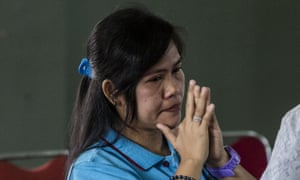 Mary Jane Veloso was sentenced to death in Indonesia for drugs trafficking.