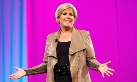 Suze Orman … 'Two million is nothing. It's nothing. It's pennies in today's world.'