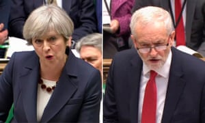 Today sees Theresa May and Jeremy Corbyn square off for PMQs for the last time in this parliament.