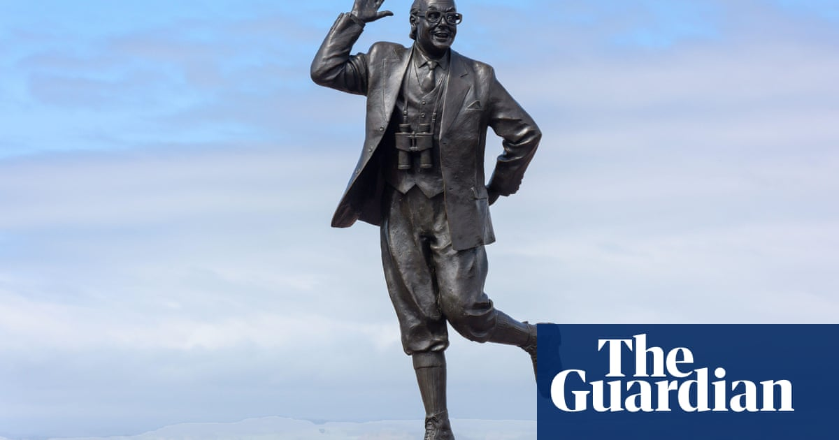 Changing UK coast: Morecambe – it's never been a 'Kiss Me Quick' place