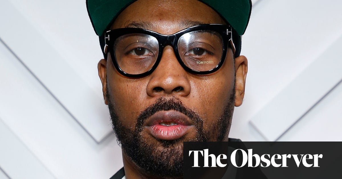 Sunday with RZA: 'I strive to be at peace'