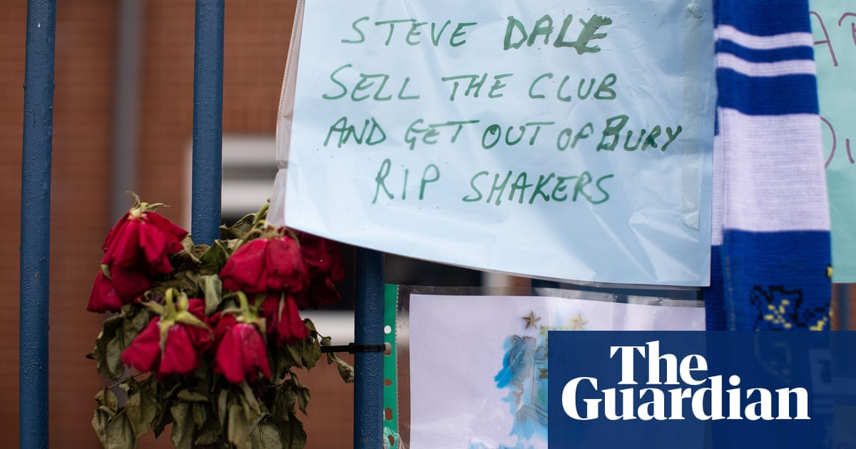 Company which bought Bury debt reported to be owned by partner of Dale's daughter