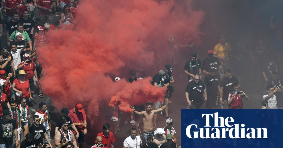 Hungarian minister calls Uefa 'pitiful' after fans' racism results in sanction
