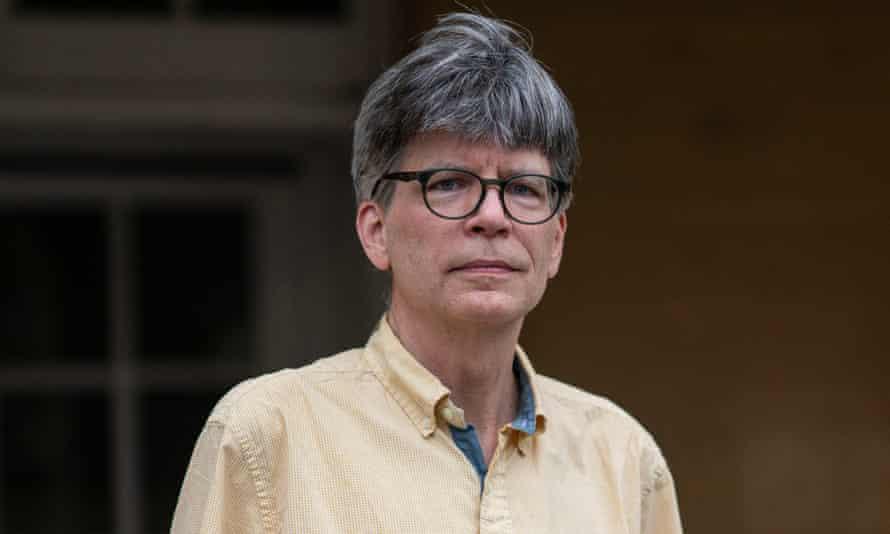 Pulitzer prize winner Richard Powers: 'high novelistic intelligence'.