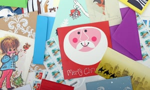 a collection of christmas cards - Send Christmas Cards