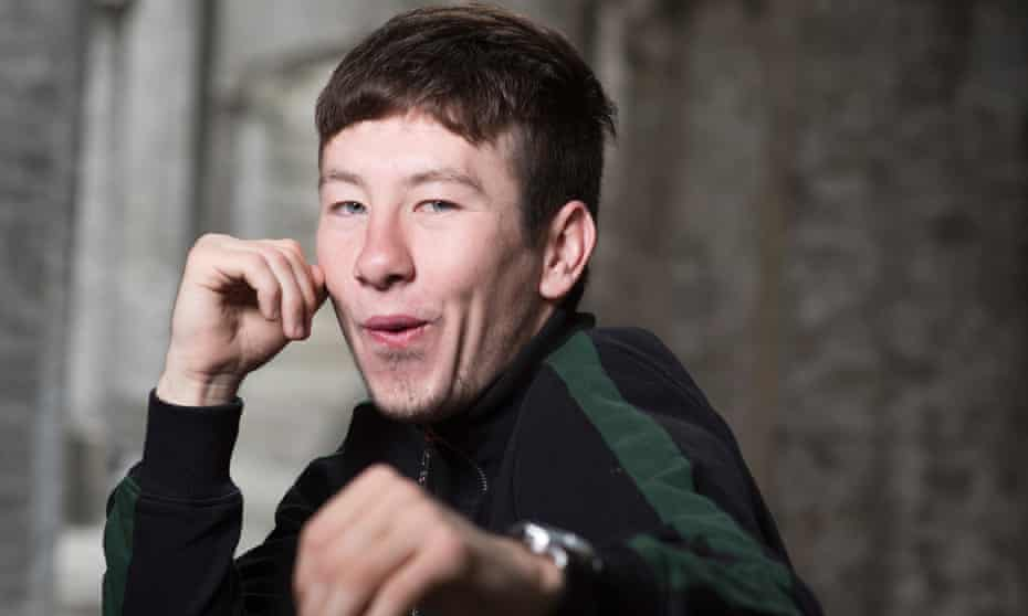 Barry Keoghan, photographed at Somerset House, London