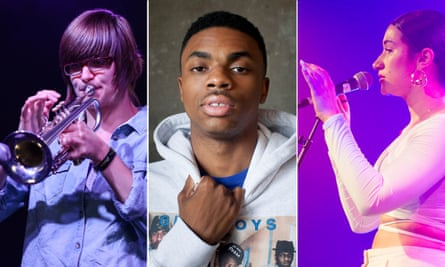Laura Jurd, Vince Staples and Cleo Sol