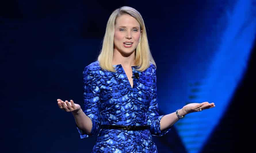 Would life for women in tech be different if Marissa Mayer had taken more time off after the birth of her twins? (Photo by Ethan Miller/Getty Images)