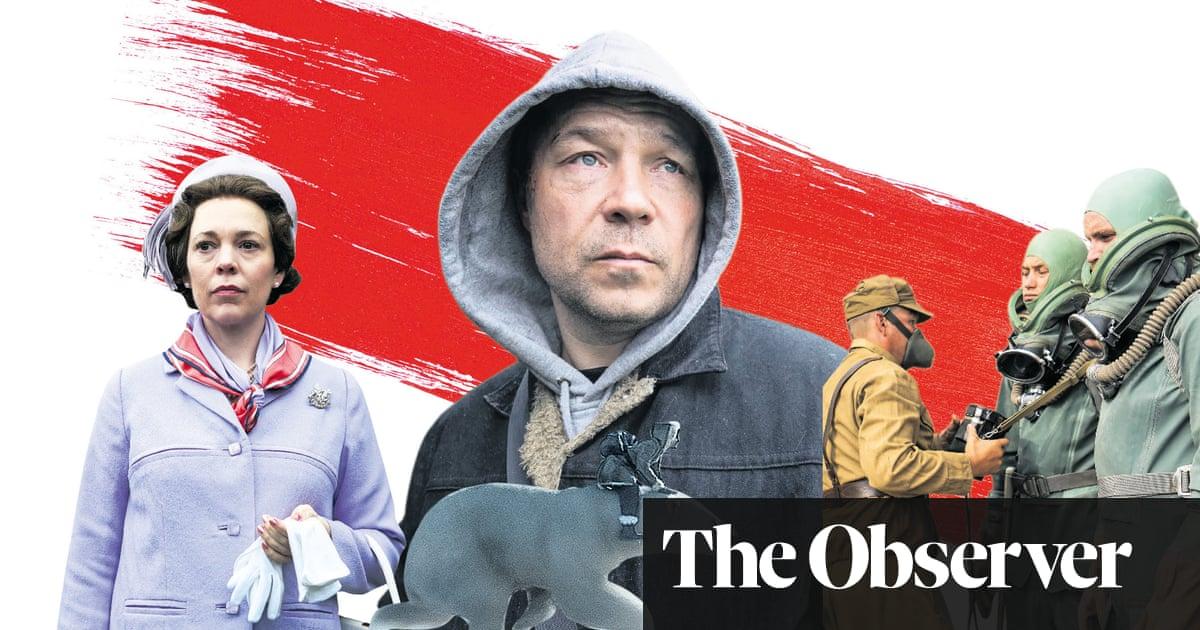 Euan Ferguson's best TV of 2019