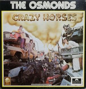 Crazy Horses sleeve