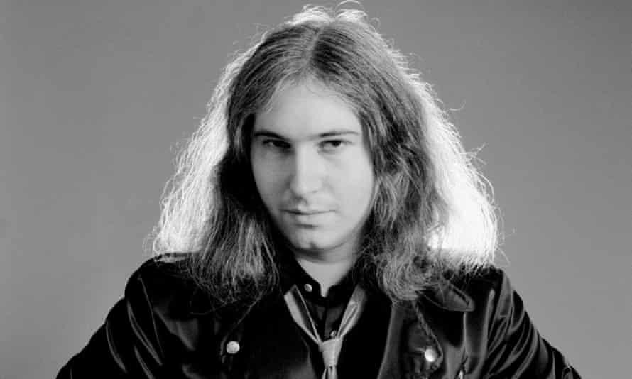 Jim Steinman in 1981