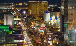 The hotels and casinos on the Strip in Las Vegas could be severely disrupted by strike action.
