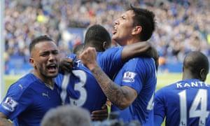 Ulloa and team mates celebrate.