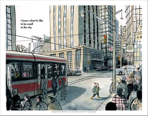 'Warm, sweet tale': Sydney Smith's Small in the City