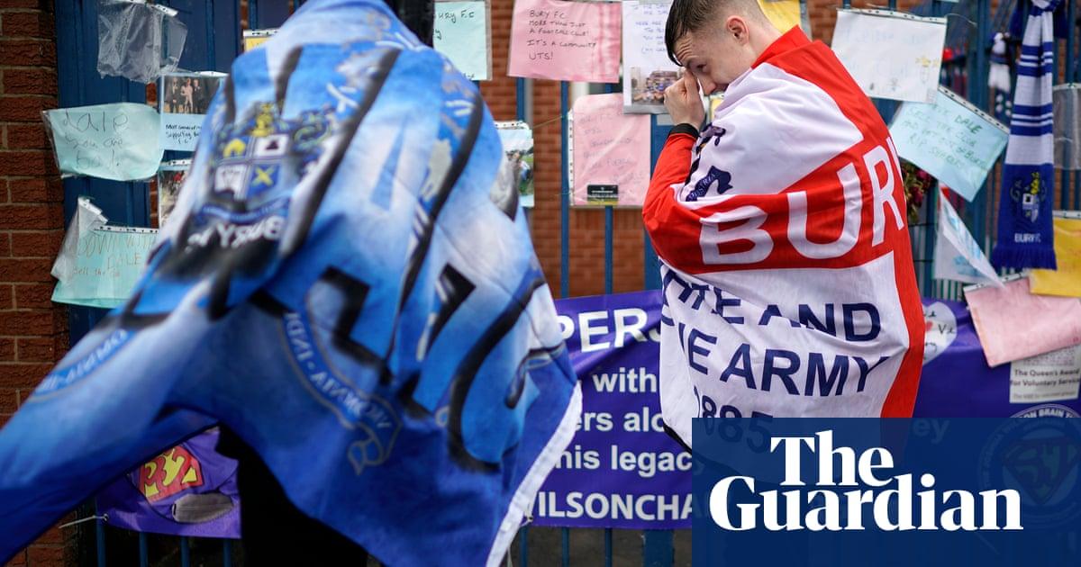 Bury consider legal action against EFL over club's expulsion