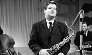 'A genuine prodigy': Tubby Hayes on the TV show All That Jazz in 1963