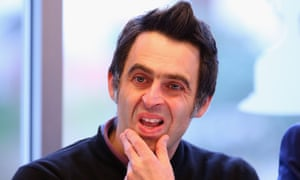 Ronnie O'Sullivan did not fulfil his obligation to face the press following his first-round win over David Gilbert.