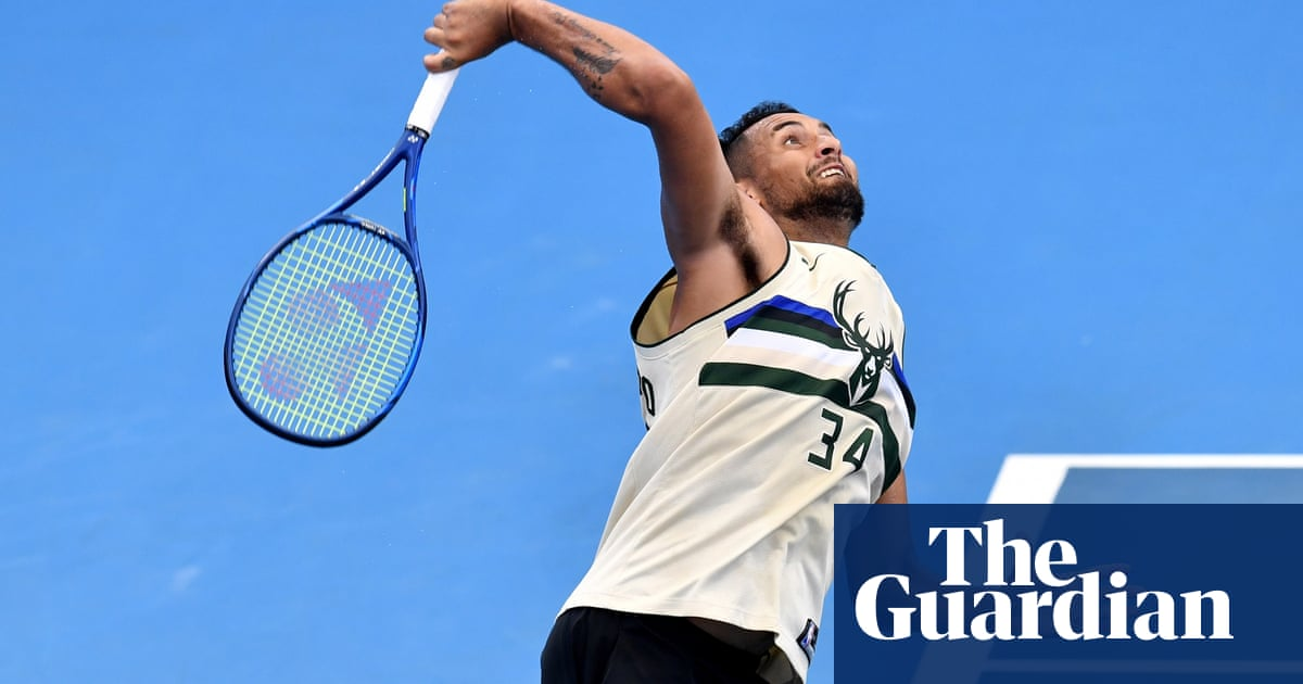 Ace idea: Nick Kyrgios leads the way as sport gets behind bushfire relief efforts