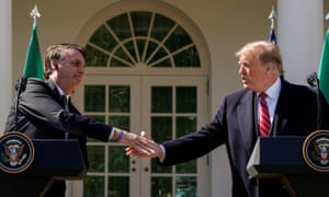 Brazil's President Jair Bolsonaro and his US counterpart, Donald Trump, are both symptoms of an out-of-touch metropolitan class, Lind argues.