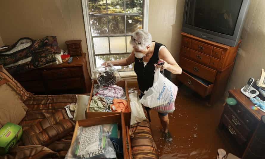 St Amant Louisiana flooding