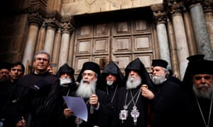 Christians in Jerusalem's Old City 'under threat' from