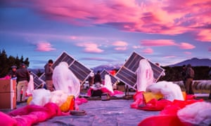 Project loon panels