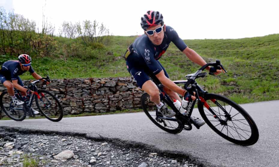 Gerant Thomas, le champion du Tour 2018, « n'est pas meilleur que Pokக்கர்mon et Rocklick », a déclaré Enios Grenadiers, directeur de Service Navan.