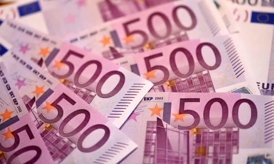 The €500 note