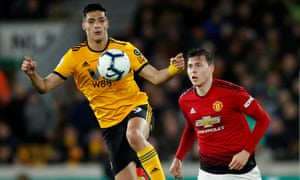 Raúl Jiménez continued his excellent form against Manchester United, providing a key assist for Wolves' equaliser in the 2-1 win.