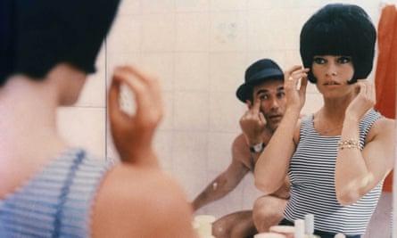 Brigitte Bardot and Michel Piccoli