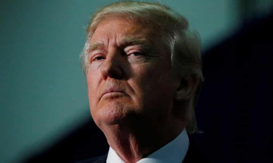 Donald Trump … naughty or nice?