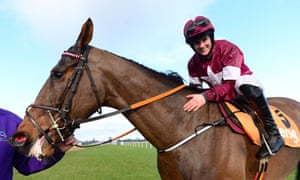 Rachael Blackmore, a Grade One winner in Michael O'Leary's maroon last weekend, has had much support from the owner.
