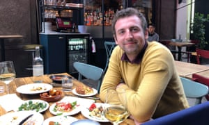 Mark Coia went to Dehesa in Soho with his partner for the first time since lockdown.