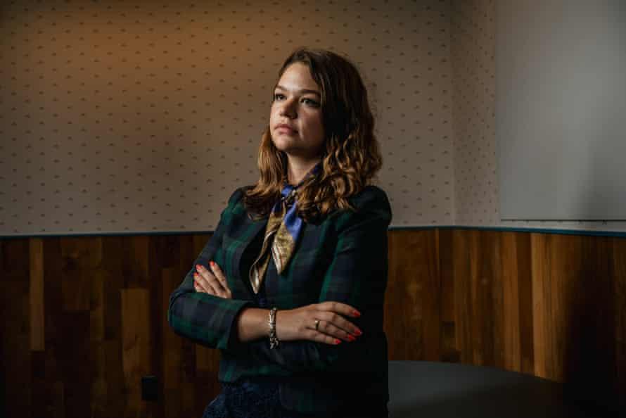 Brittany Kaiser.