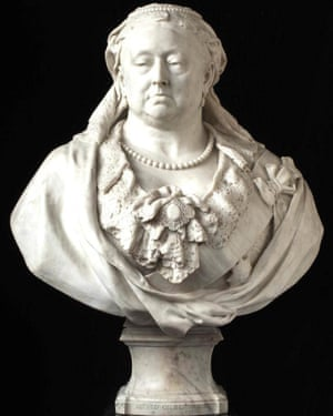A sculpture of Queen Victoria by Sir Alfred Gilbert, which has been prevented from being exported to New York by the Fitzwilliam Museum in Cambridge.