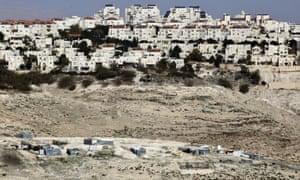 israel settlement palestine