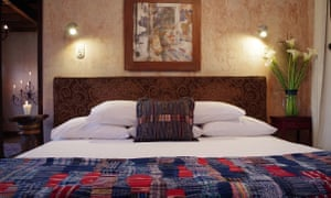 Hotel Meson Panza Verde, Antigua